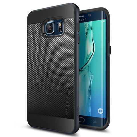 Spigen Galaxy S6 Edge Plus Case Neo Hybrid Carbon