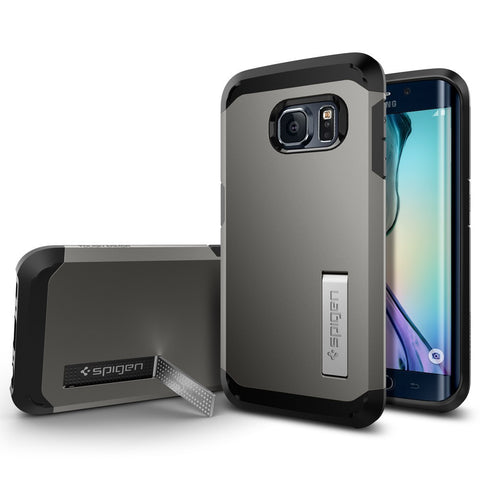 Spigen Galaxy S6 Edge Case Tough Armor
