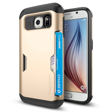 Spigen Galaxy S6 Case Slim Armor CS