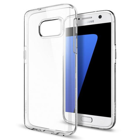 Spigen Galaxy S7 Case Liquid Crystal Spigen Galaxy S7 Case Liquid Crystal