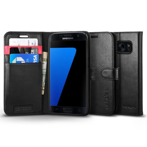 Spigen Galaxy S7 Case Wallet S