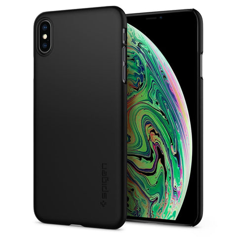 Spigen iPhone XS Max (2018) Case Thin Fit