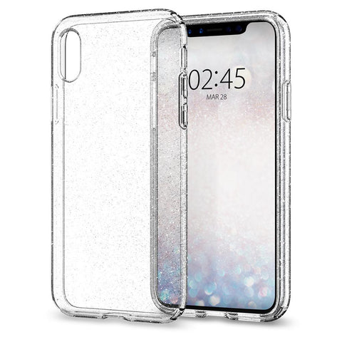 Spigen iPhone X (2017) Case Liquid Crystal Glitter