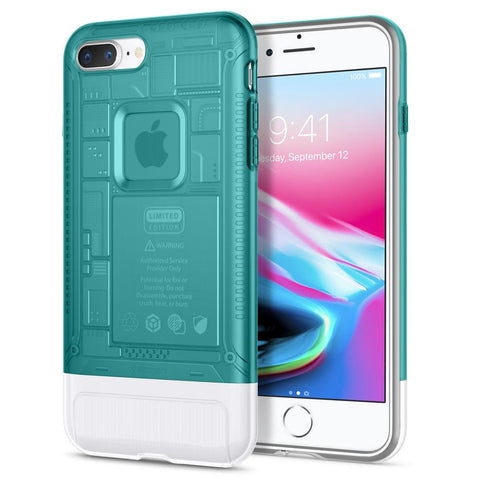Spigen iPhone 8 Plus  Case Classic C1