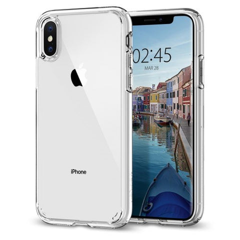 Spigen iPhone XS (2018) / iPhone X (2017)  Case Ultra Hybrid (Ver.2)