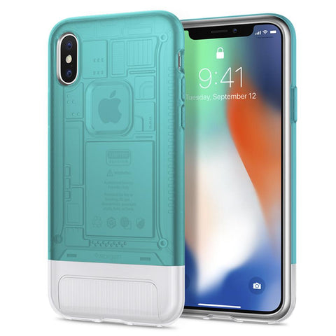 Spigen iPhone X (2017) Case Neo Hybrid
