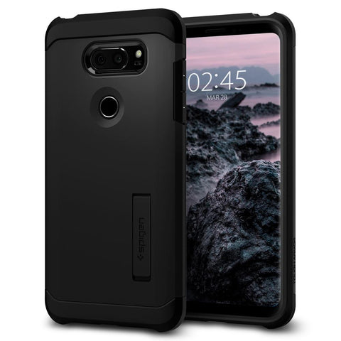 Spigen LG V30+ / LG V30 Case Tough Armor