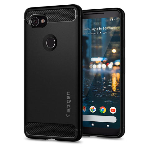 Spigen Google Pixel 2 XL Case Rugged Armor