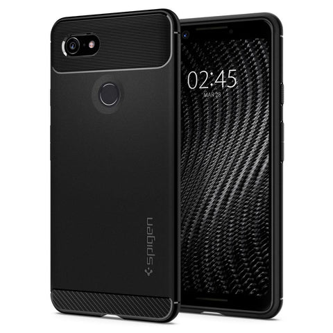 Spigen Google Pixel 3 Case Rugged Armor