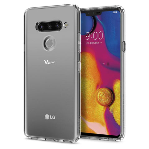 Spigen LG V40 ThinQ Case Liquid Crystal