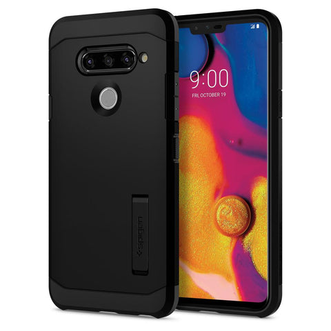 Spigen LG V40 ThinQ Case Tough Armor