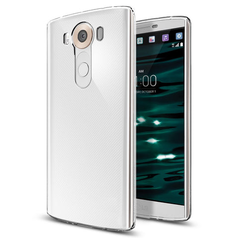 Spigen LG V10 Case Liquid Crystal