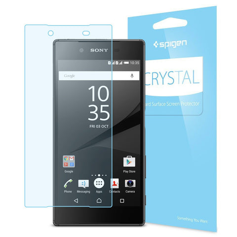 Spigen Sony Xperia Z5 Screen Protector Crystal