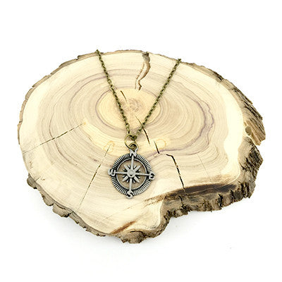 Compass Necklace - 15