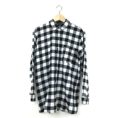 Button Down Gingham Flannel