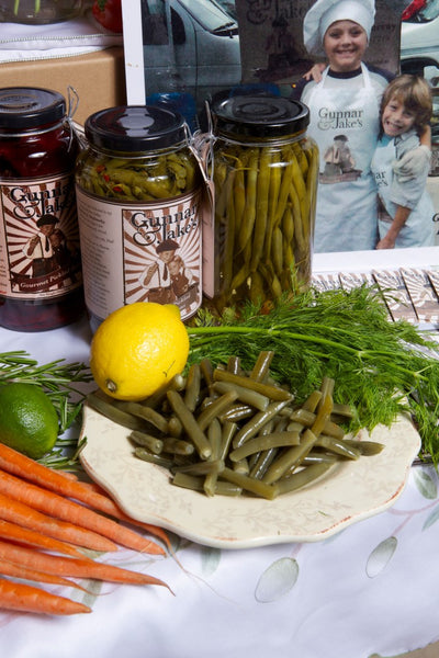 Gourmet Pickled Green Beans