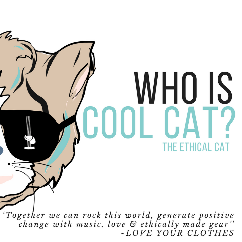 WHO IS COOL CAT?