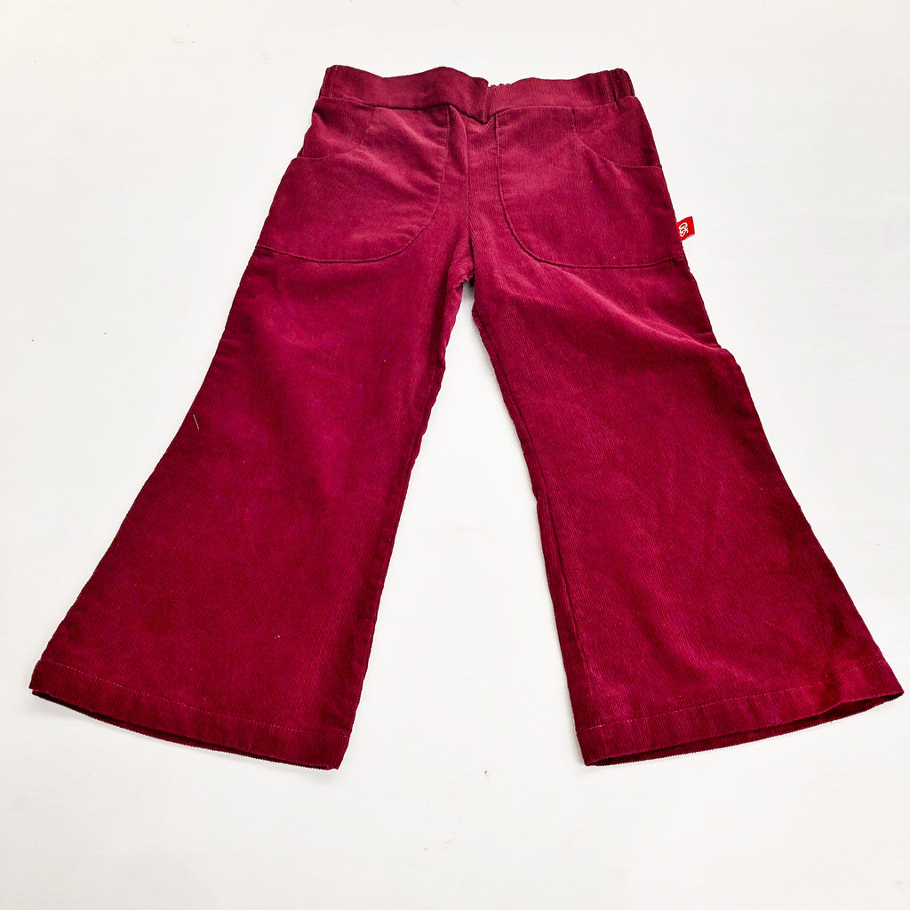 **Corduroy Love -Retro Burgundy