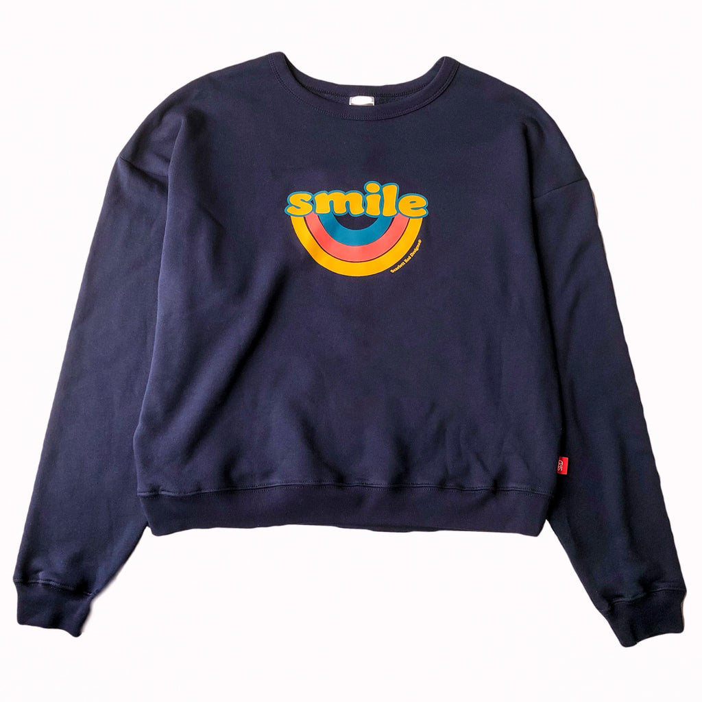 **Adult Organic SMILE JUMPER