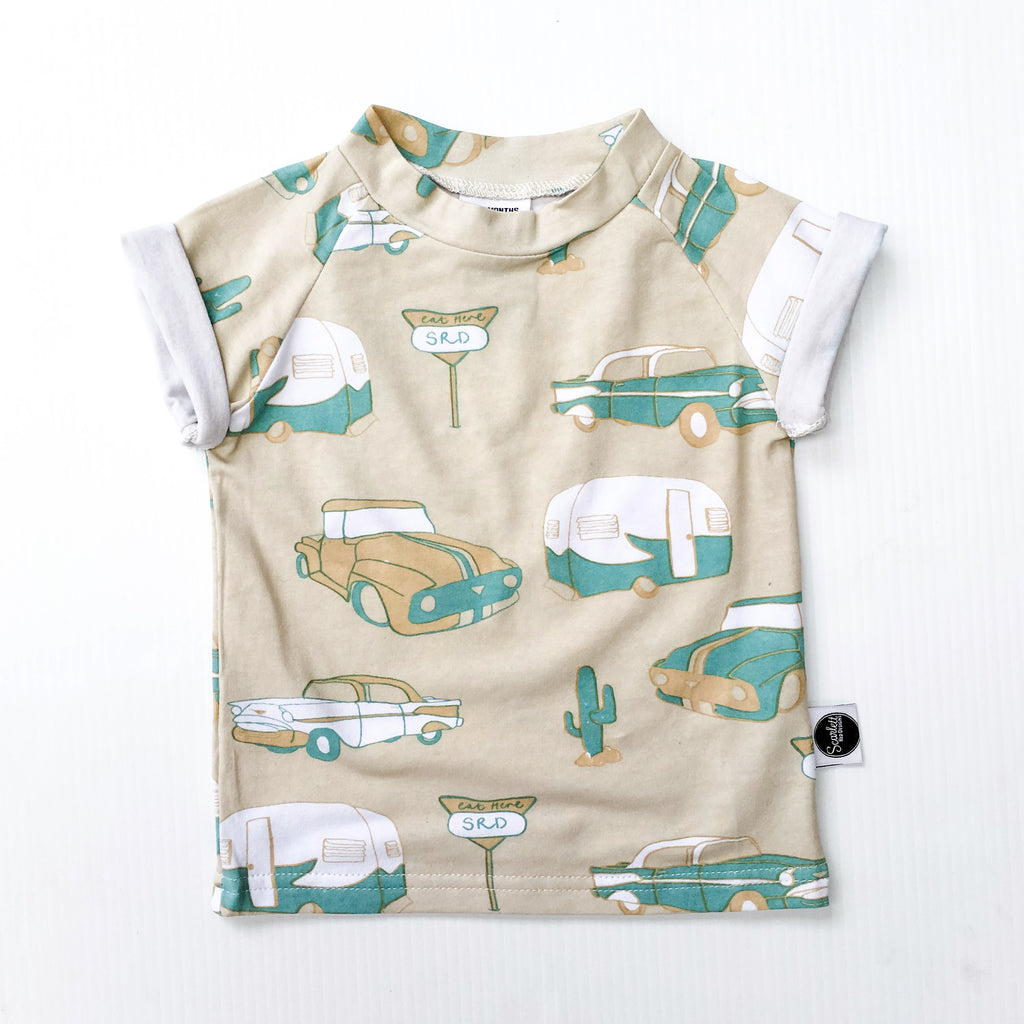 kids clothes with cars