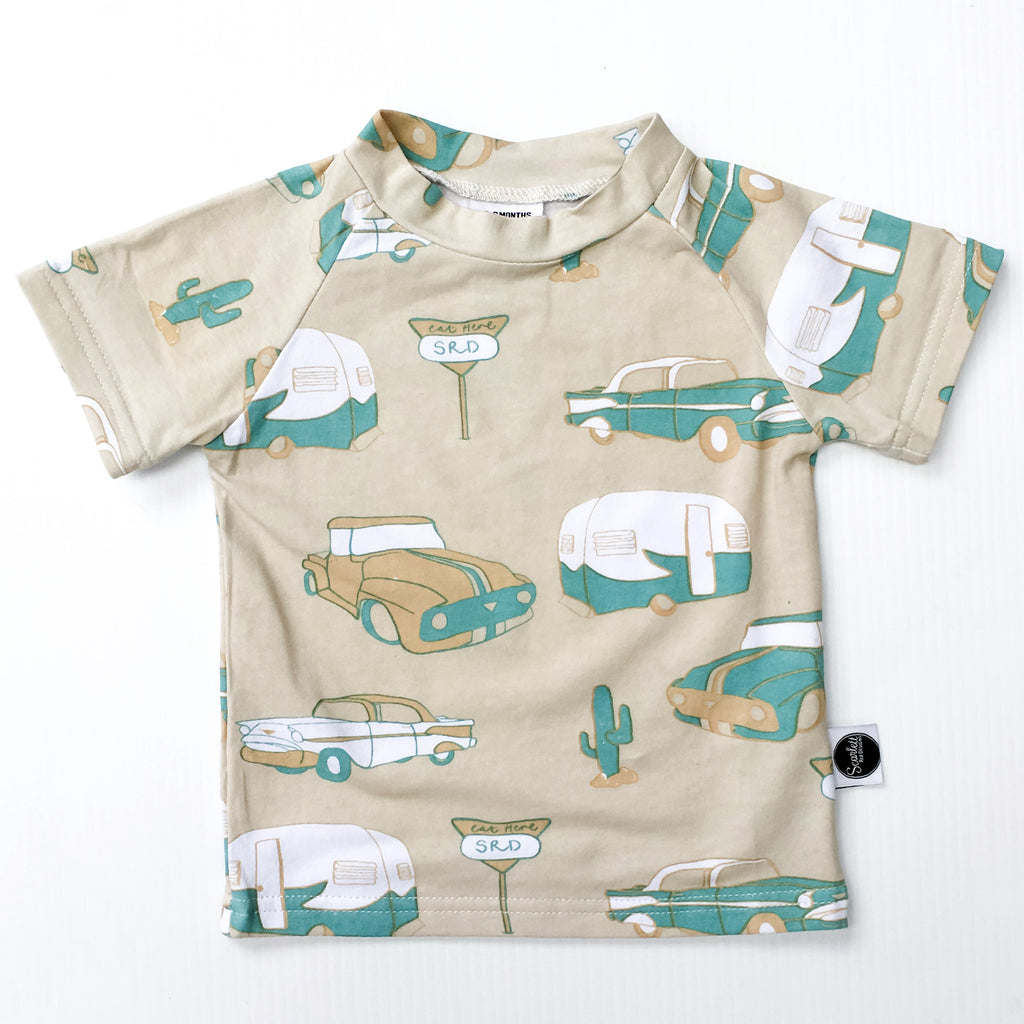 baby clothes with cars