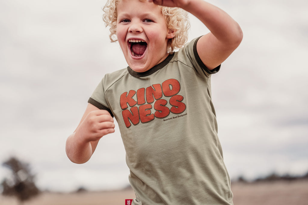 ***KIDS Organic KINDNESS- GREEN with KELP