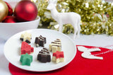 Silicone Christmas Chocolate Candy Molds