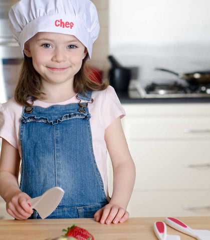 Kids Knife Set Real Cooking Tools For Kids By Starpack