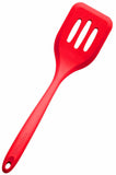 Red Silicone Spatula Turner Extra Large