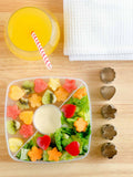 Vegetable Cutter Shapes Kids Bento Box Lunch
