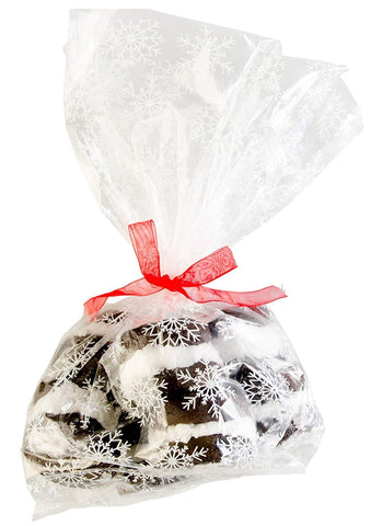 Large Cellophane Treat Bags Set of 20
