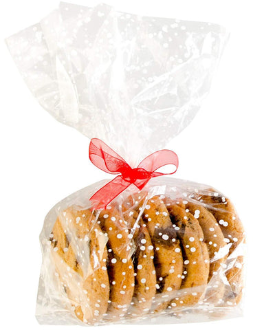 Small Cellophane Treat Bags Set of 20