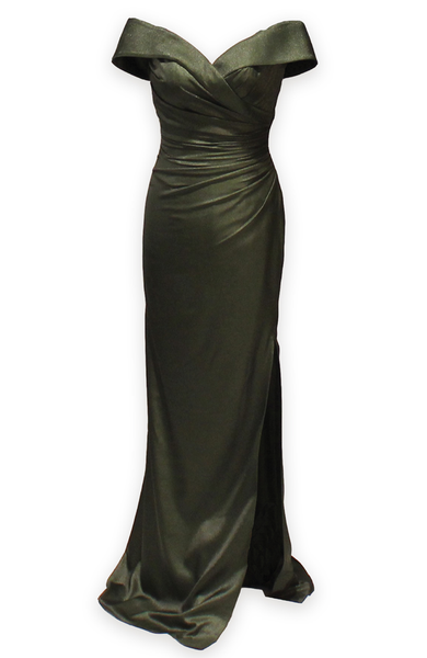 Kate Gown Green