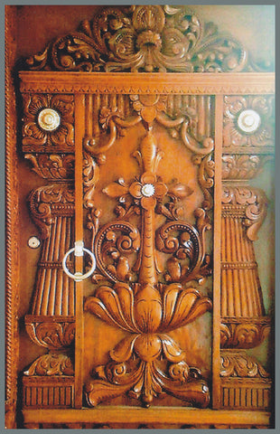 Carving Doors 10