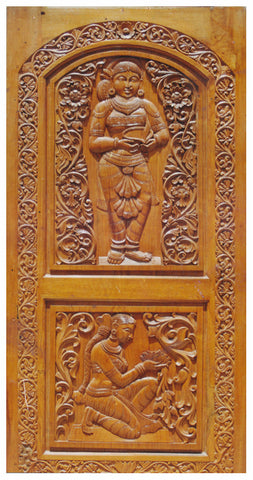 Carving Doors 1