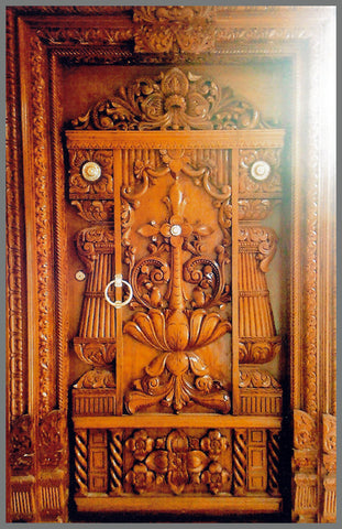 Carving Doors 13