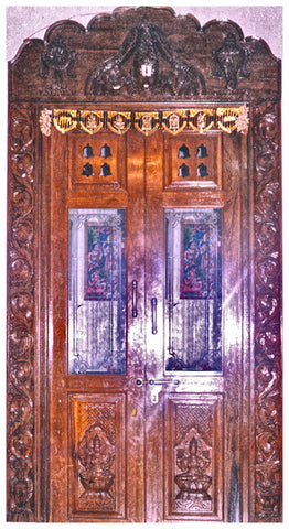 Carving Doors 16