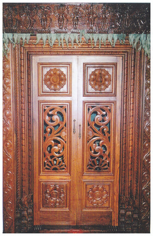 Carving Doors 18