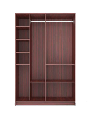 Double Door wardrobe Five - MDF