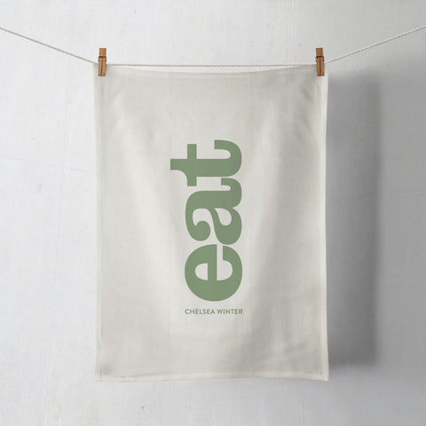 EAT TEATOWEL