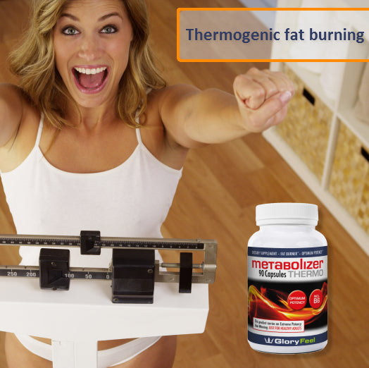 Metabolizer Thermo, Optimum Potency incl. B6, 90 caps