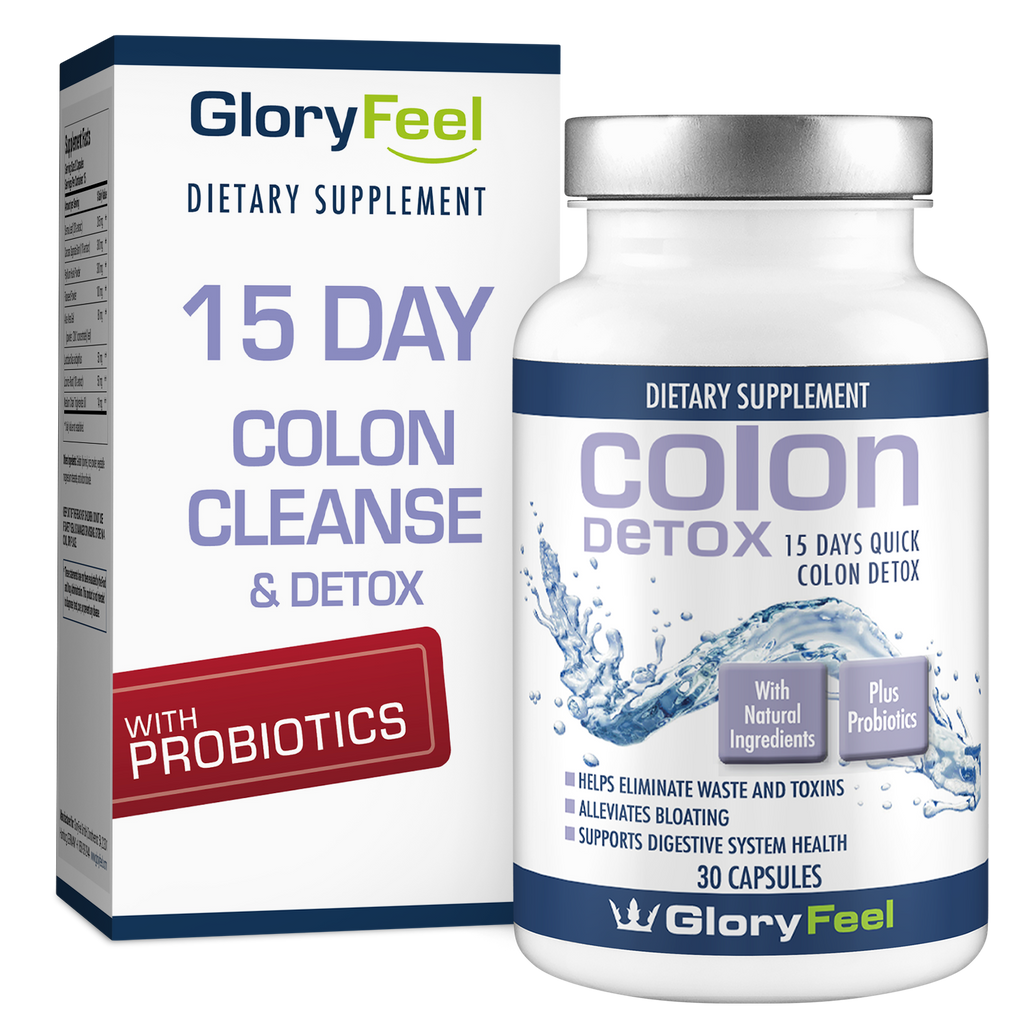 Colon Detox - 15 Days Quick Cleanse