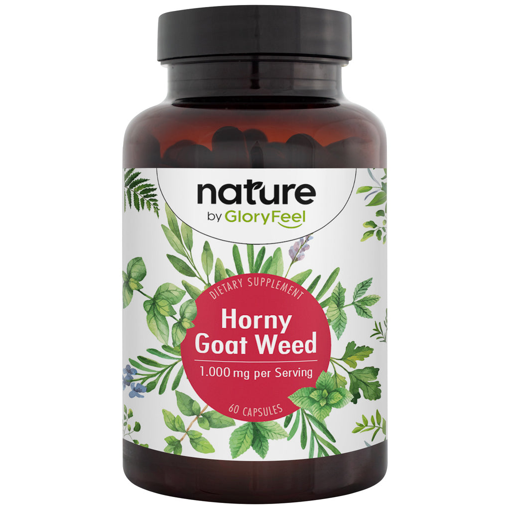 Horny Goad Weed - 60 Capules