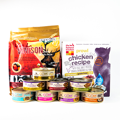 Cat Food @ Singpet.Com