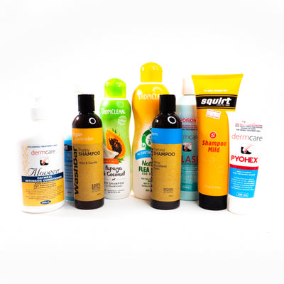 Pet Grooming Shampoos & Conditioners @ Singpet.Com