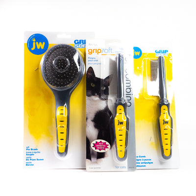 Pet Grooming Brushes & Combs @ Singpet.Com
