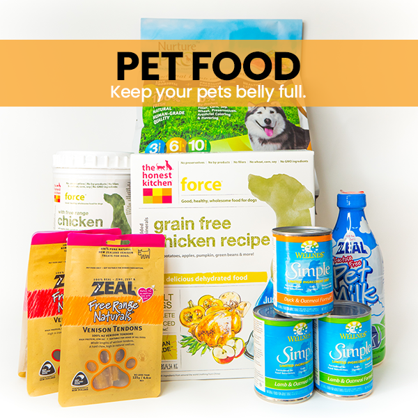 Pet Food @ Singpet Singapore