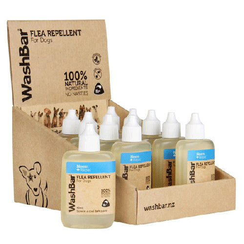 WashBar Natural Flea Repellent | Singpet.COM
