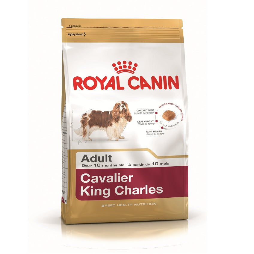 Royal Canin Cavalier King Charles Adult Dog Dry Food | Singpet.Com
