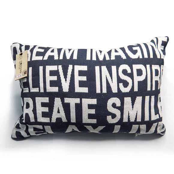 Park B. Smith Vintage House Pillow, Inspire Pattern
